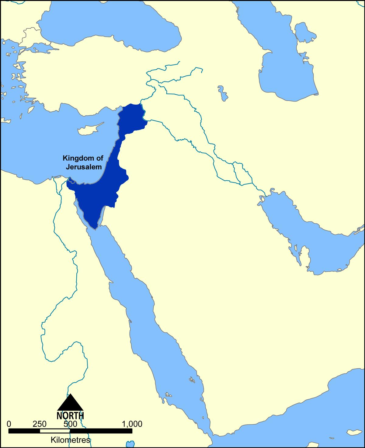 Image SVJerusalemMappng Alternative History FANDOM Powered - Where is jerusalem located