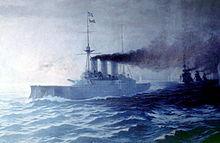 Seeschlacht um die Dardanellen