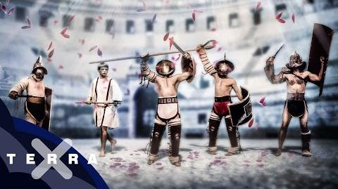 Wie Gladiatoren wirklich kämpften Altertum