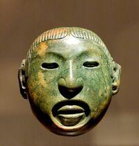 Xipe Totec mask Louvre MH 78-1-60