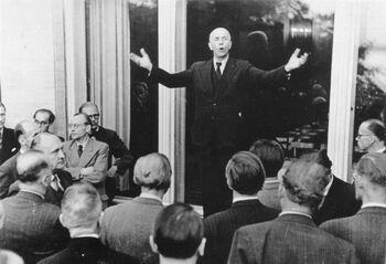 Речь Кайзера