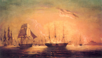 Сражение за острова Чинча
