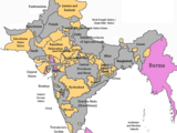 Provinces and Princely states of India (Twilight of a New Era)