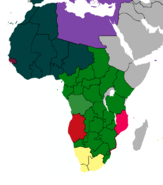 Colonization of Africa, 1960 (PM3)