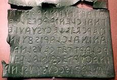 EtruskerSchrift