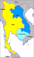 Map of Thailand (Yellowstone 1936).png