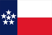 Texas Flag 2 by whanzel