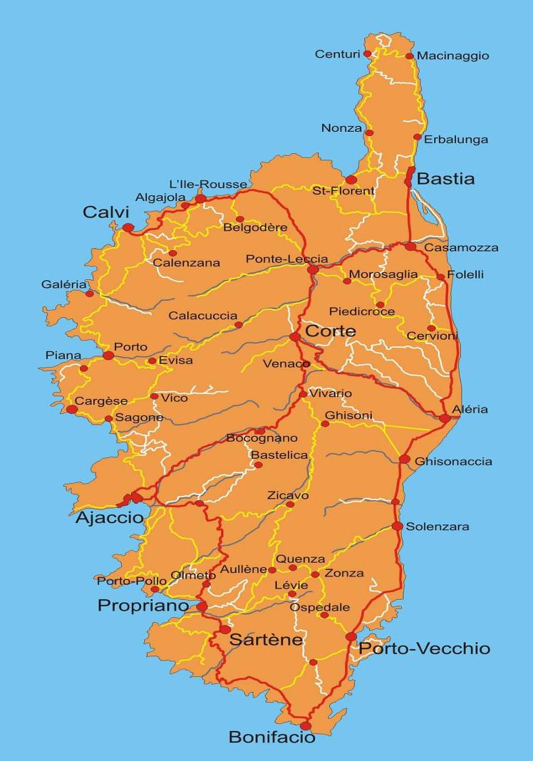 Corsican Republic (Independent Corsica)   Alternative History ...