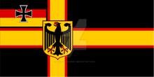 Bundesdienstflagge (Land)