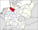 CV Map of Eastern Hanover 1945-1991