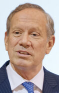 Governor of New York George Pataki at Northeast Republican Leadership Conference Philadelphia PA June 2015 NRLC by Michael Vadon 11 (cropped)