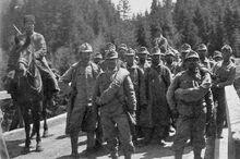 Австро-Венгерские войска в Сербии