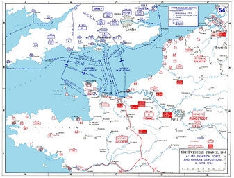 Allied Invasion Force