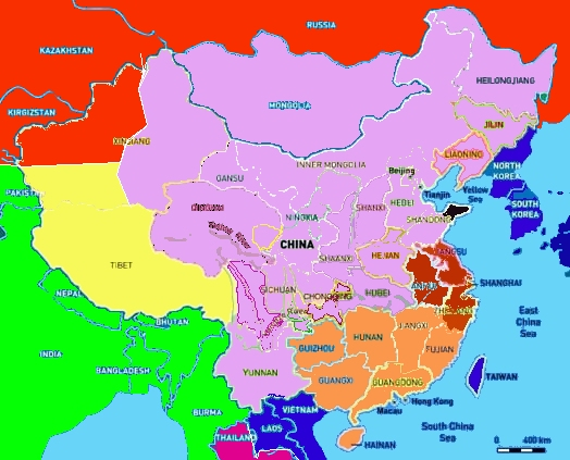 Image china map after ww2 periodg alternative history china map after ww2 periodg gumiabroncs Gallery