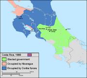 Costa rica 88 truce broken