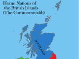Ireland (Cromwell the Great)