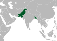 Location of Pakistan (Myomi)