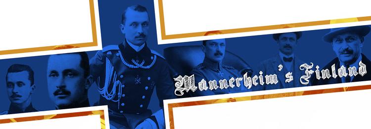 Mannerheim's Finland Cover