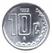 Moneda 10¢ Mexico Tipo B Anverso