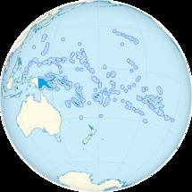 Oceanía alemana-Mapa-GIA