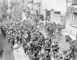 Англо-французские войска