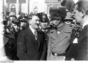 Bundesarchiv Bild 102-14437, Tag von Potsdam, Adolf Hitler, Kronprinz Wilhelm