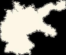 Map of Germany (UKS)
