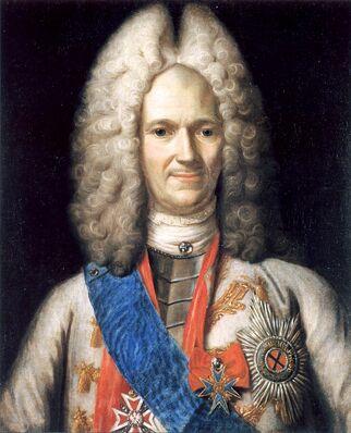 Portrait of Alexander Danilovich Menshikov1