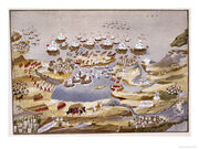Siege-and-Naval-Battle 44 -Plate13 44 -Pictorial-History-of-the-Greek-War-of-Independence