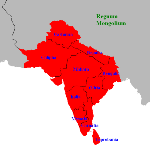 Superpowers Roman India 2000 AD