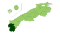 Tsuwano in Shimane Prefecture (SM 3rd Power).png