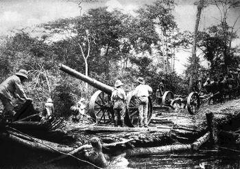 Немецкие солдаты в африке