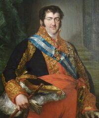 Фердинанд VII (Король Испании)