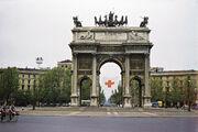 Arco della Pace 50s
