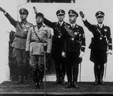 MussoliniHimmlerRivalen