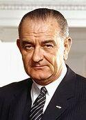 156px-37 Lyndon Johnson 3x4