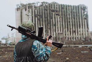 2 Чеченская война (победа)