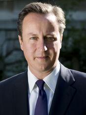 David Cameron official