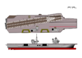 Design View - Dosbarth Cleddyf - Sword Class Aircraft Carrier.png