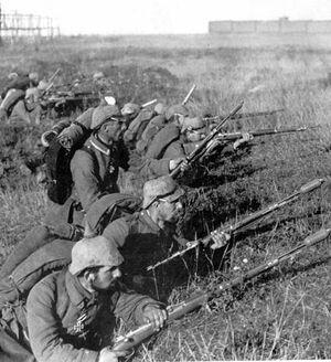 German soldiers WWI