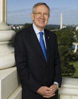 Harry Reid official portrait 2009