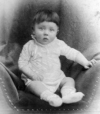 Hitler-infant