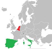 MapaEuropaHolanda