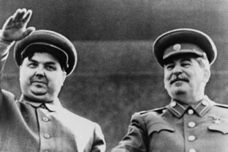 Маленков и Сталин
