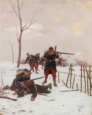Наступление паладинов