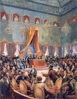 Парламентский бунд
