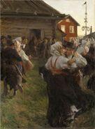 800px-Midsommardans av Anders Zorn 1897