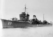 Soviet Destroyer