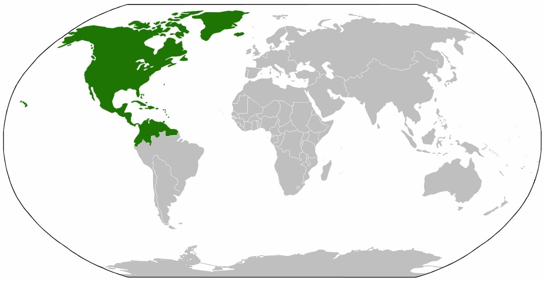 United States Of America New Sovereign World Order Alternative - United states location