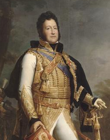 Луи Филипп, герцог Орлеанский, 1817